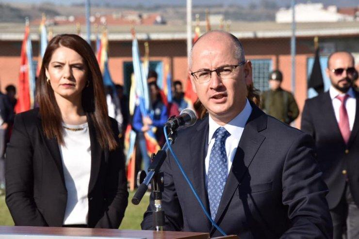 Bozüyük'te Cumhuriyet Bayramı coşkulu törenlerle kutlandı