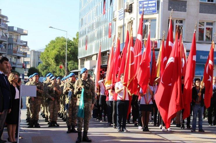 Söke'de Cumhuriyet Bayramı coşkuyla kutlandı