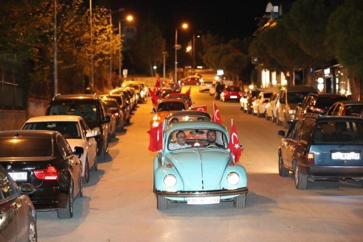 Pamukkale Belediyesi 1. Vosvos Festivali sona erdi