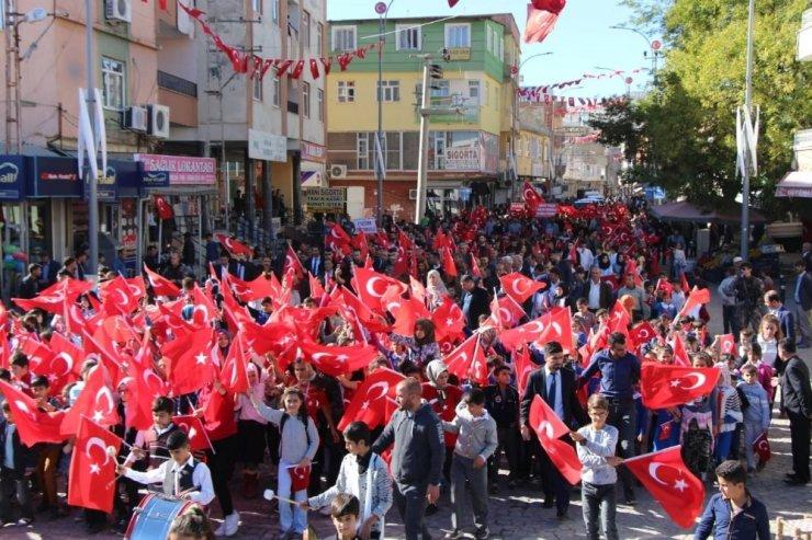 Hani'de Cumhuriyet Bayramı etkinlikleri