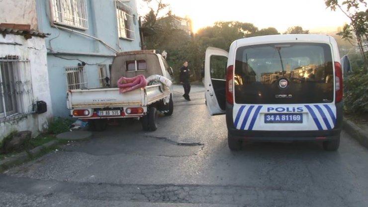 Gaziosmanpaşa'da silahlı saldırı: 1 ölü