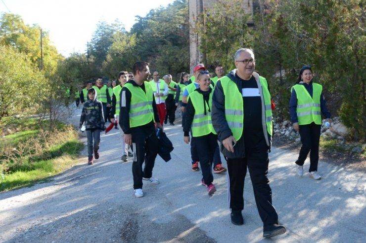 Konya SMMM Odasından 29 Ekim 'Sağlık için spor yürüyüşü' etkinliği