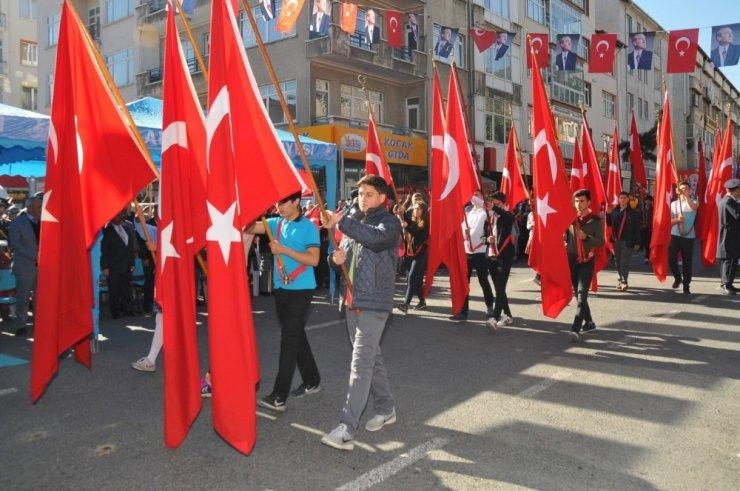 Akşehir'de 29 Ekim etkinlikleri