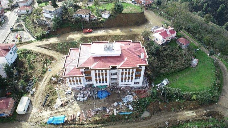 Kabadüz Kültür Merkezi yılsonuna tamamlanıyor