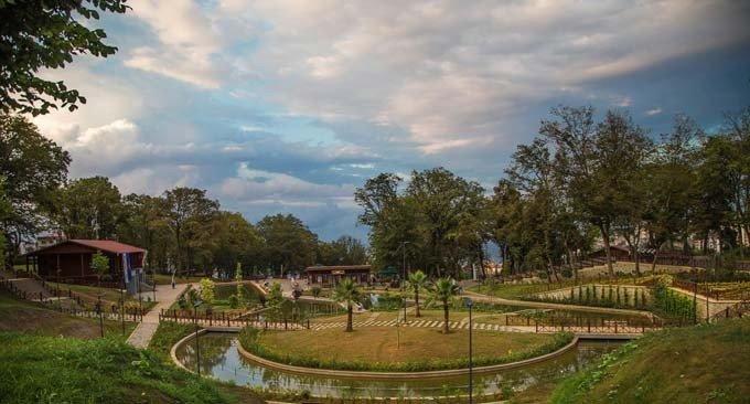 Trabzon Botanik cazibe merkezi oldu
