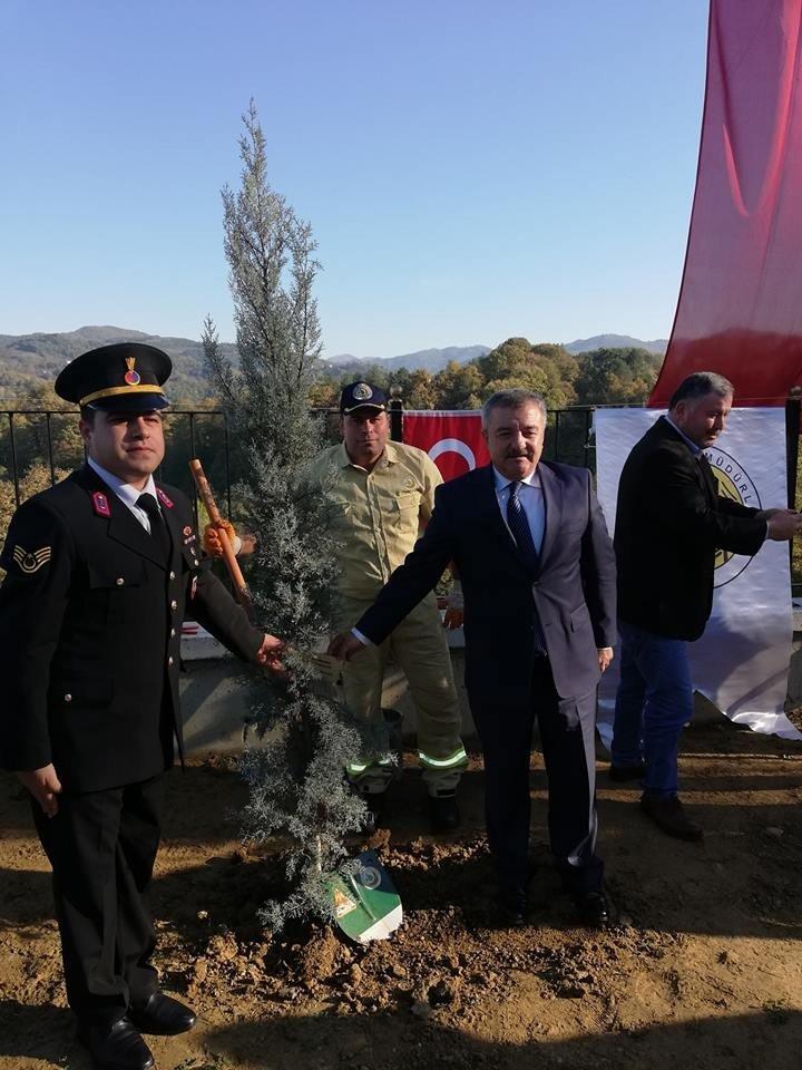 Ormanlı Jandarma Karakolu'nun yeni binası hizmete girdi