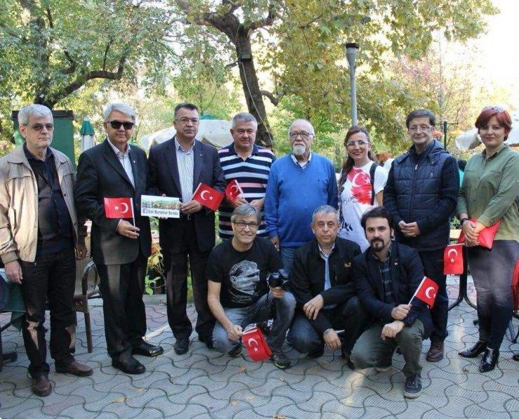 73 bin eski Bursalı sosyal medyada örgütlendi