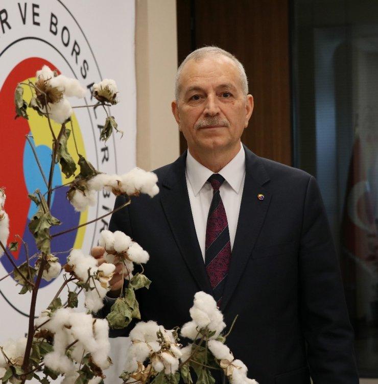 """Adana'da 12 bin ton """"İyi Pamuk"""" üretildi"""