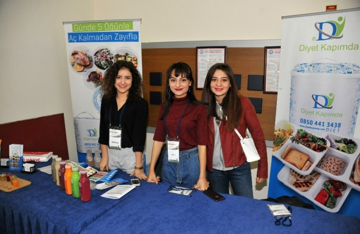 ADÜ'de sağlık kongresi gerçekleştirildi