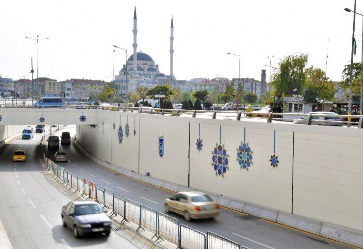 Ankara Büyükşehir'den estetik çalışmalar