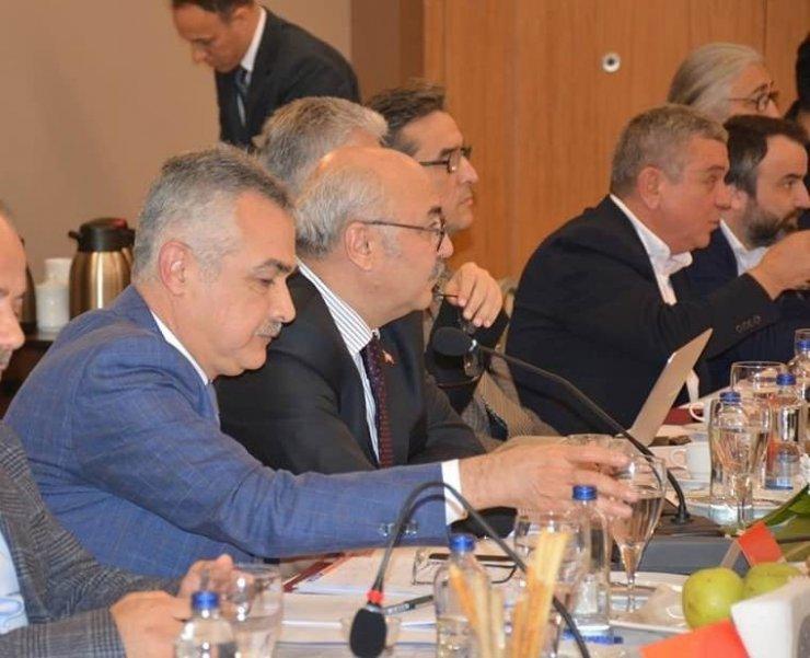 Aydın'da ekonominin atağa kalkması için yol haritası belirlendi