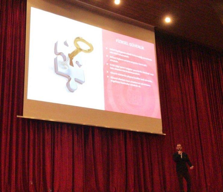 Trakya Üniversitesinde 'ISO:27001 Bilgi Güvenliği Yönetim Sistemi'