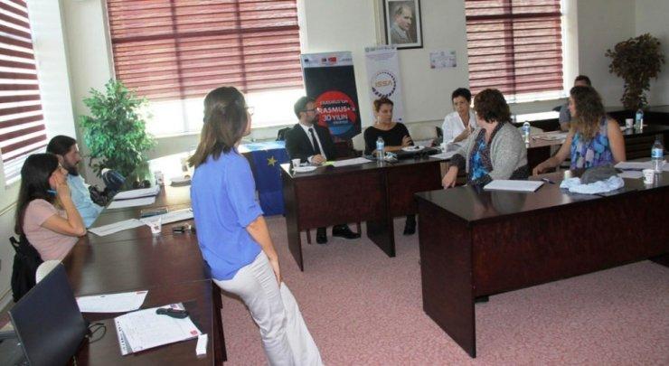 DPÜ'de Erasmus Toplantısı