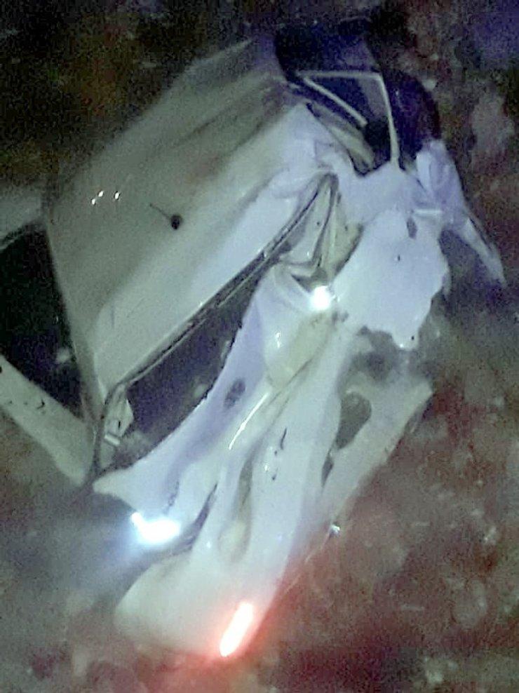 Otomobil karşıdan karşıya geçen yayalara çarptı: 2 ölü, 1 yaralı