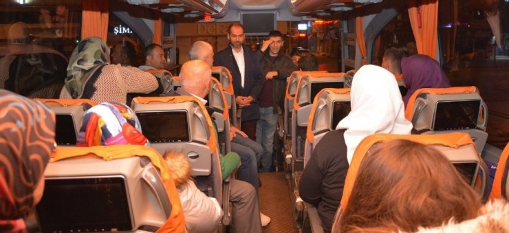 İçişleri Bakanlığı'nın projesine Uşak Belediyesinden destek