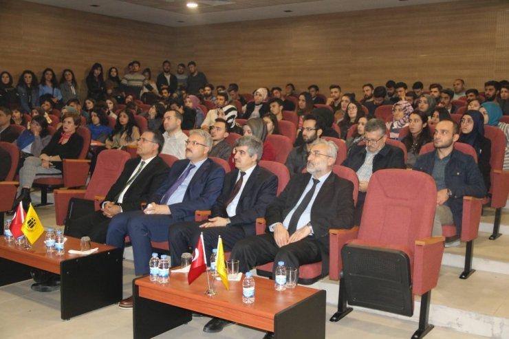 İnönü'de 'Sürdürülebilir Yeşil Kampüs' Çalıştayı düzenlendi