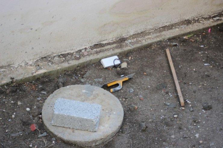 İnşaattan düşen Suriyeli işçi hayatını kaybetti
