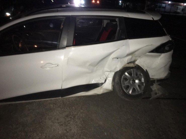 Osmaniye'de trafik kazası: 9 yaralı
