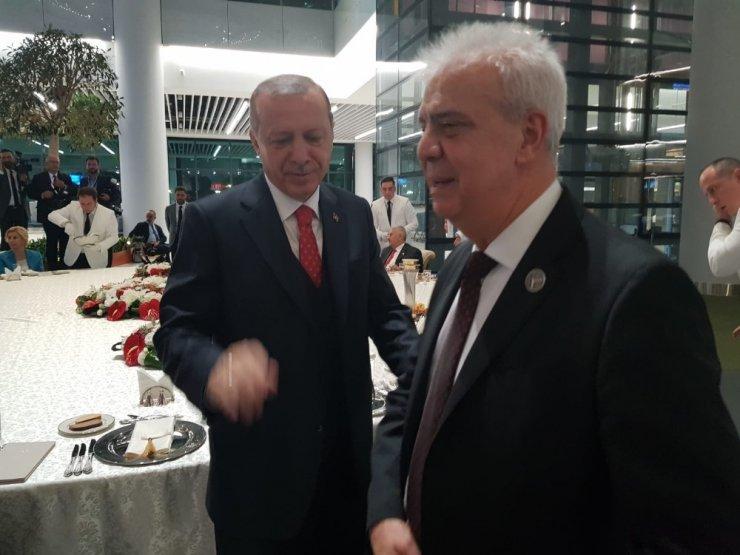 """Makedonya Devlet Bakanı Kâhil: """"Türkiye ile ticaret hacmimizi 1 Milyar Euro'ya taşımayı hedefliyoruz"""""""