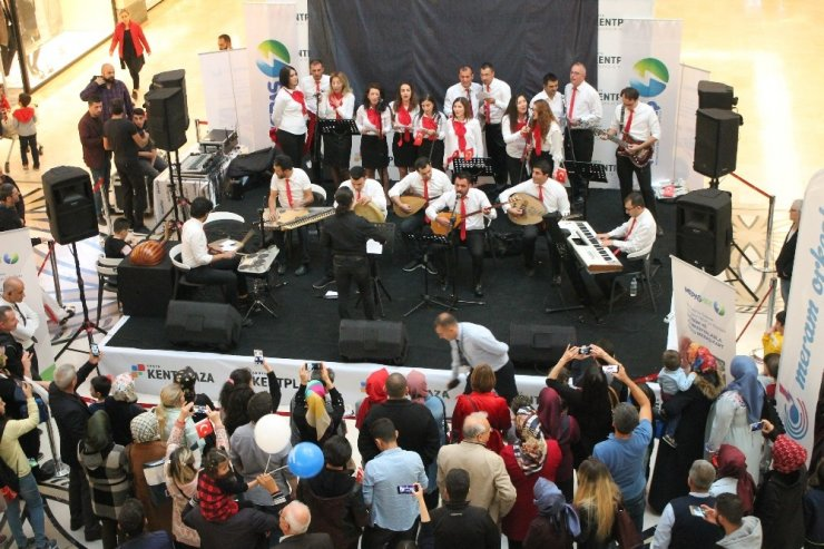 MEPAŞ'tan Cumhuriyet'in 95. yılına özel konser