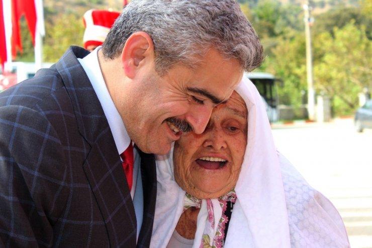 """Başkan Alıcık; """"Biz Nazilli'yi karşılıksız sevdik"""""""