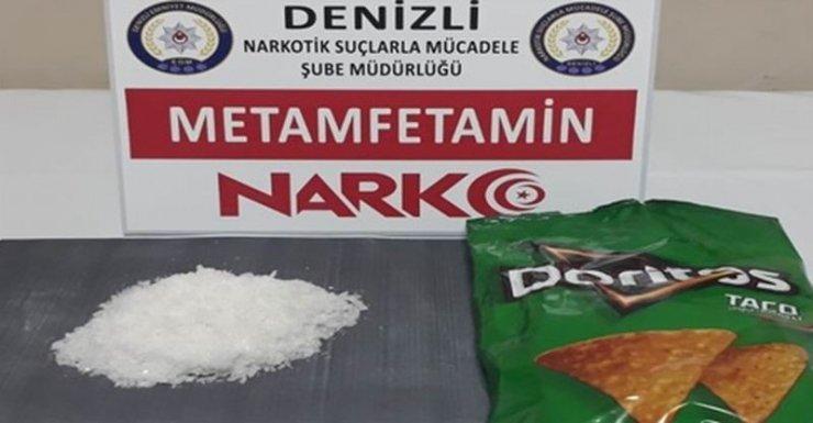 Denizli'de uyuşturucu operasyonlarında 60 kişi gözaltına alındı