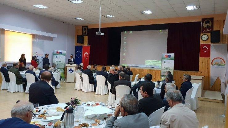 Yerel Kalkınma Stratejisi Hazırlama Projesi açılış toplantısı
