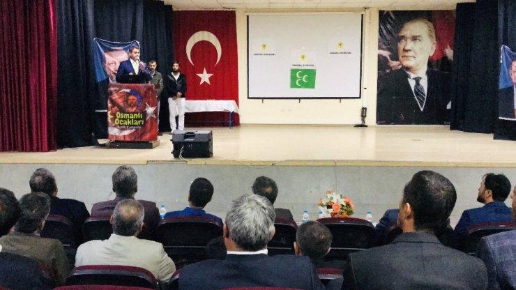 Osmanlı Ocakları Derneği Mardin'de istişare toplantısı düzenledi