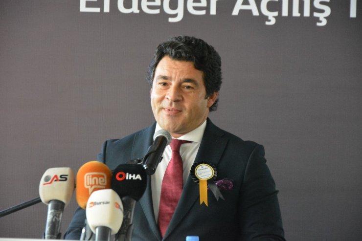 Bursa'ya yeni bir yatırım daha