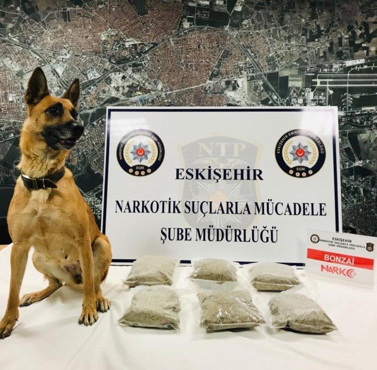 Yarım milyonluk uyuşturucu madde piyasaya sürülmeden ele geçirildi
