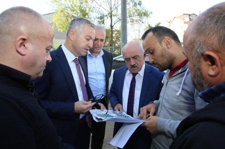 """Başkan Tezcan: """"Kısa sürede yapılması zor hizmetlere imza attık"""""""