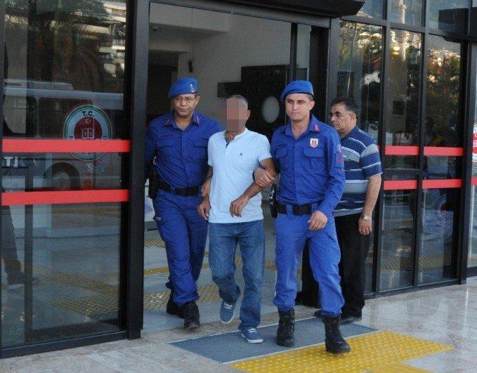 Göçmen kaçakçısı tekne sahibi Alanya'da yakalandı