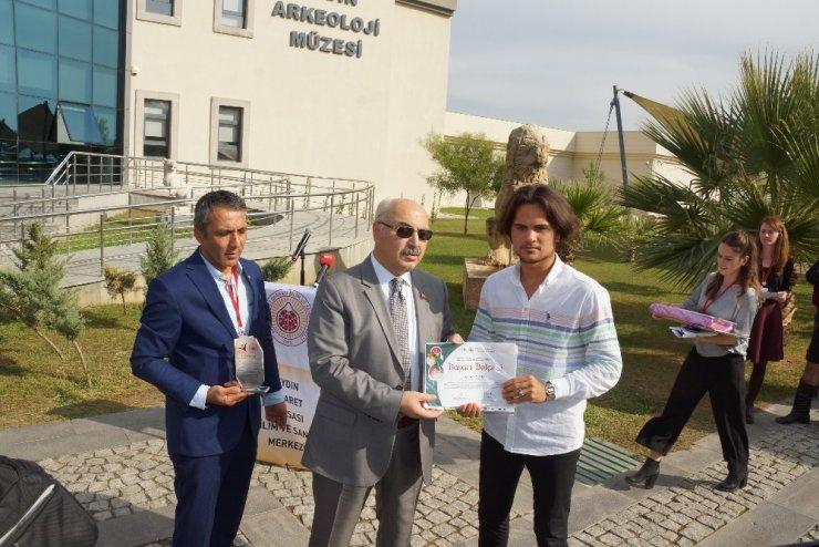Aydın'da Bilim Şenliği'nin açılışı yapıldı