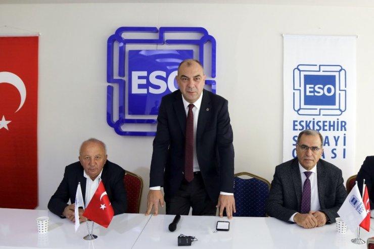ESO'nun Meslek Grupları Fuarları sürüyor