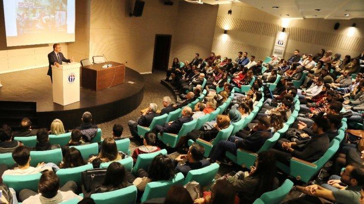GAÜN'de Yabancı Misyonlar ve Uluslararası Hukuk konferansı