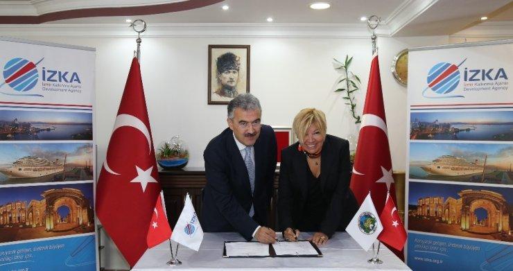 İzmir'e Tarım Teknoloji Merkezi