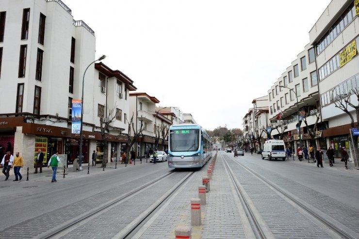 """Konya Büyükşehir Belediyesine Fransa'dan """"İdeal Kent"""" ödülü"""