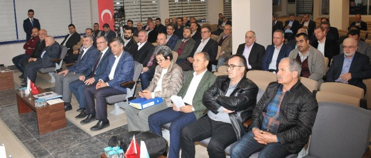 KSO meclisi, ekonomi gündemiyle toplandı