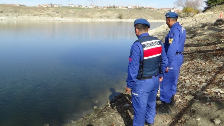 14 Yaşındaki Sevgi'nin cesedi baraj gölünde bulundu