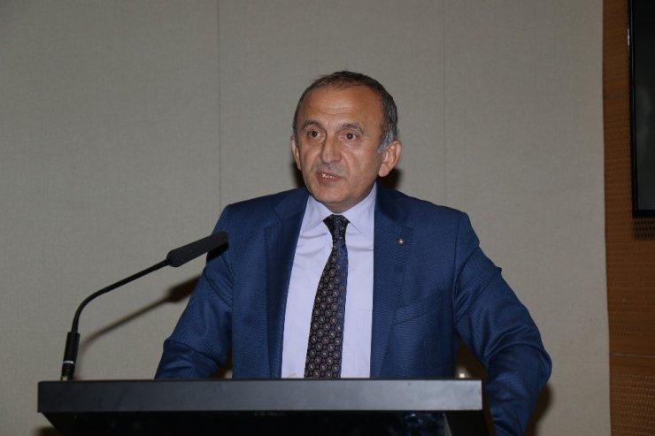 Manisa TSO Başkanı Yılmaz ekonomiyi değerlendirdi