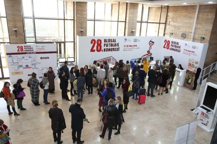 28. Ulusal Patoloji Kongresi Ankara'da yapıldı