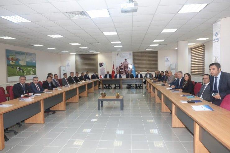 İl İstihdam ve Mesleki Eğitim Kurulu 2018 yılı 4. Olağan Toplantısı