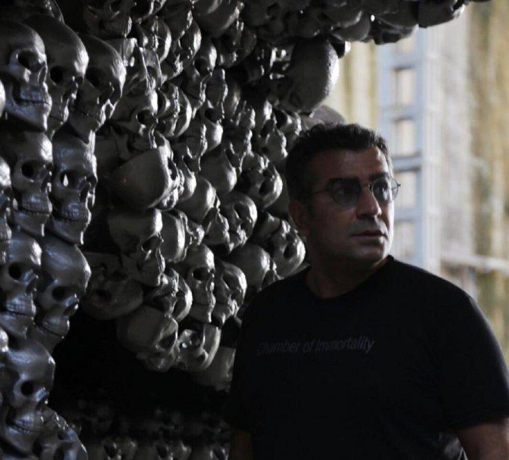 Ünlü sanatçı Ahmet Güneştek'in Gaziantep'e geliyor