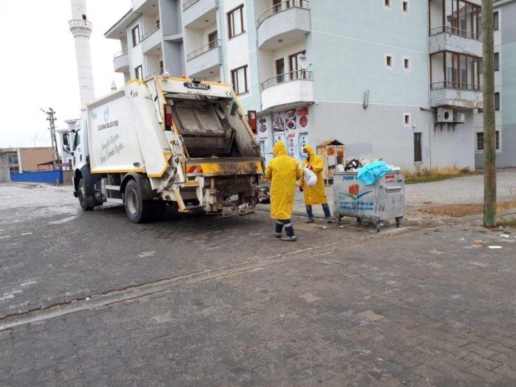 10 ayda 5 bin kamyon çöp toplandı