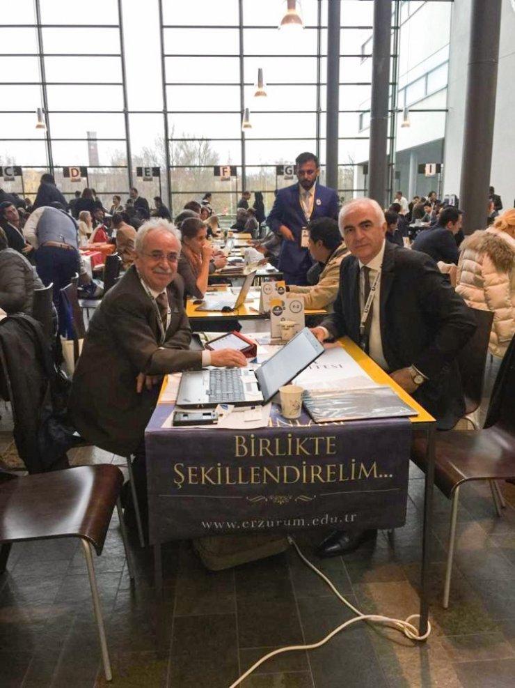 "ETÜ ""UniAgents European Summit 2018"" katıldı"