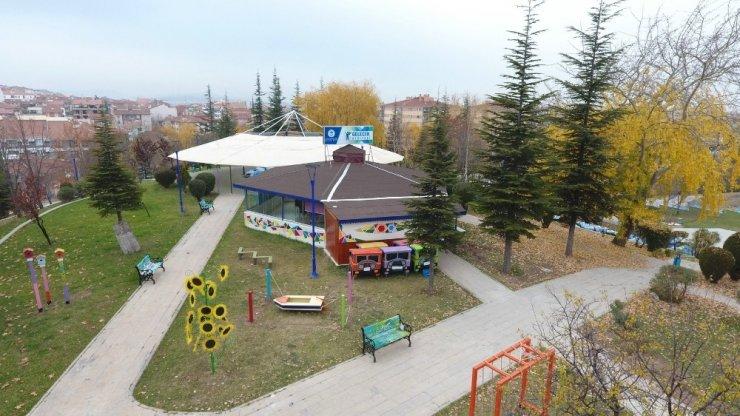 5. Yıl Parkı'nda gençler için 'Gelecek Atölyesi' başladı
