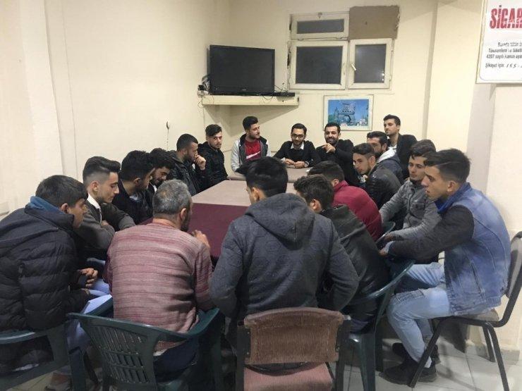 AK Parti Kemalpaşa Gençlik Kolları seçim startını verdi