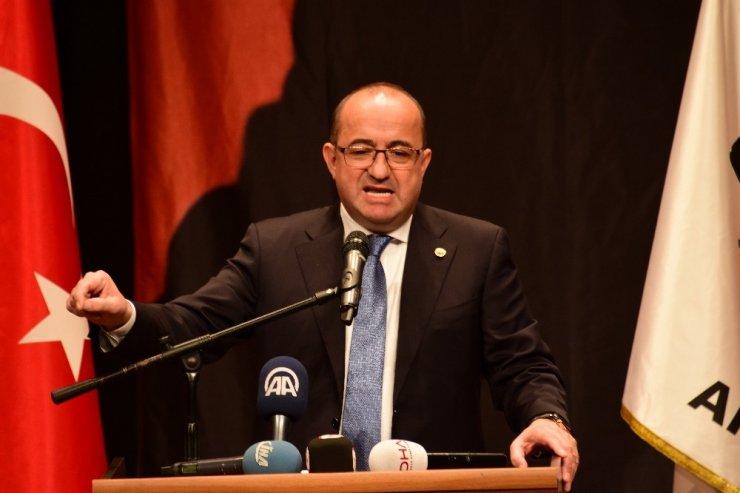 AK Parti'nin Çanakkale Belediye Başkan Adayı Ayhan Gider oldu