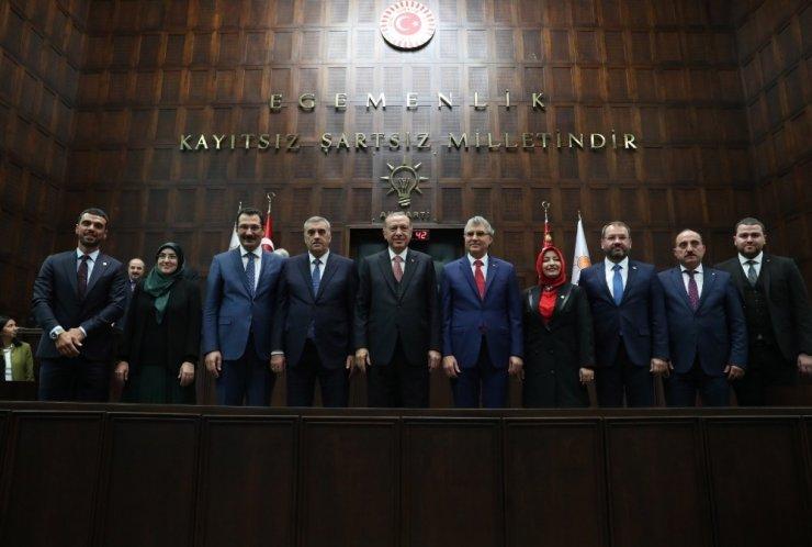 Sakarya Büyükşehir Belediye Başkan adayı Ekrem Yüce oldu