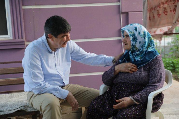 Büyükşehir'in hizmetleri Türkiye'ye örnek oldu